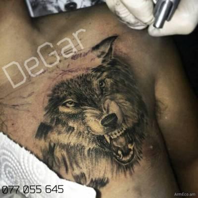 Degar Tattoo Studio